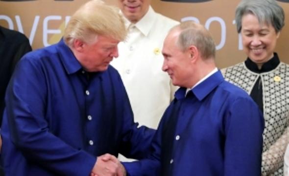 Vladimir Putin l-a sunat pe Donald Trump: Miza discuție a fost un posibil RĂZBOI