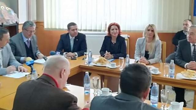 S-a semnat noul contract de finanțare în Pucioasa