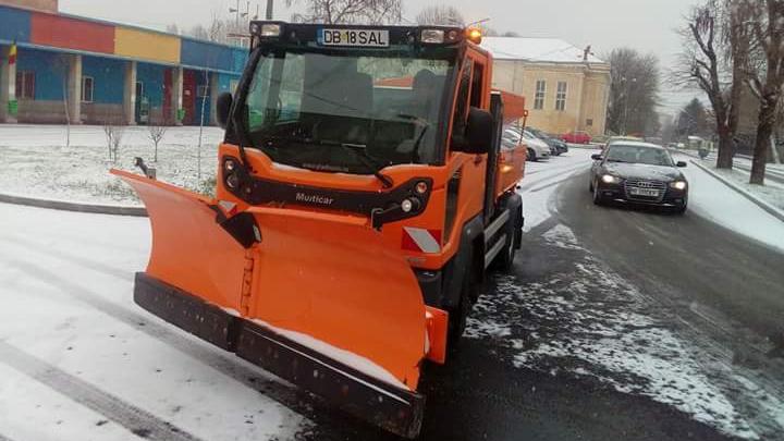 Primaria Târgoviște pregătită de codul portocaliu