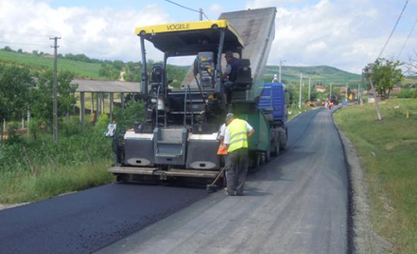 Programul lucrărilor efectuate la infrastructura rutieră din Judeţul Dâmboviţa, în perioada 21 – 26.05.2018