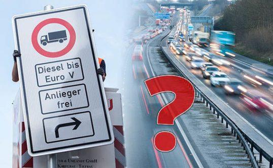 Care este primul oraș din Europa unde nu vei mai avea voie să circuli cu mașini diesel