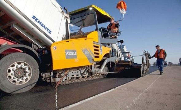 Lucrările efectuate la infrastructura rutieră din Judeţul Dâmboviţa, în perioada 29.05 – 02.06.2018