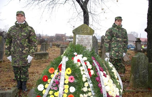 CJD Dâmboviţa: ceremonial desfășurat la Cimitirul Evreiesc din Târgoviște