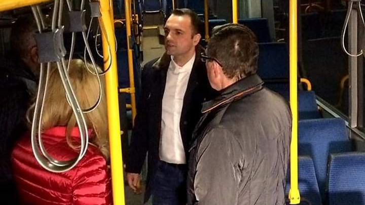 Primarul Târgoviștei a verificat transportul public local