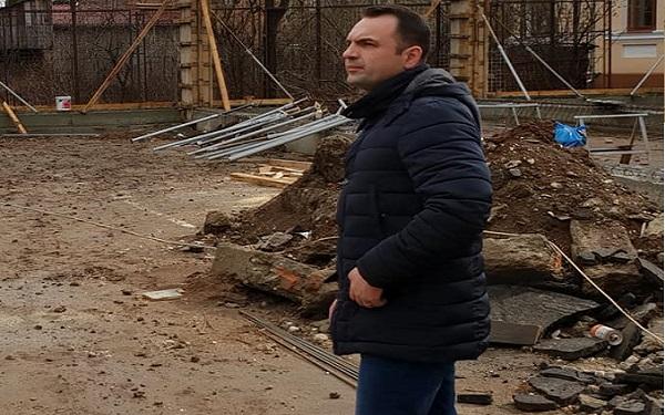 Primar Târgoviște: Am verificat in teren lucrarile de construire a celei mai moderne baze sportive scolare