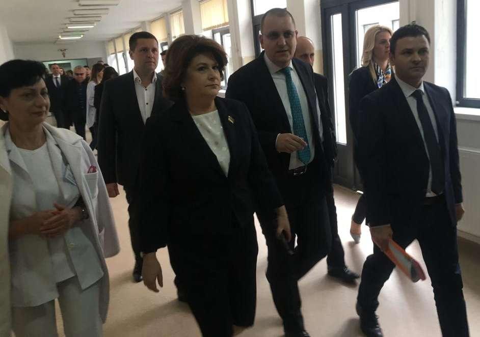 Noi investiții la Spitalul Județean de Urgență din Târgoviște