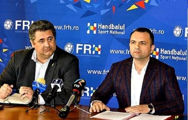 Cristian Stan: am avut privilegiul de a-l avea ca oaspete la Primaria Targoviste pe fostul mare handbalist roman Alexandru Dedu
