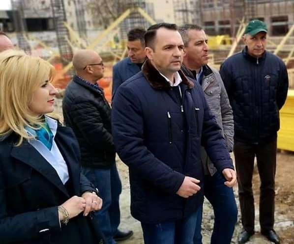 Primarul Târgoviștei: Lucrările la Creșa nr. 13 se află înaintea graficului de execuție asumat de constructor
