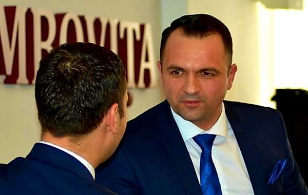 Cristian Stan: A fost semnat contractul de executie de lucrari pentru Şcoala Gimnaziala -Mihai Viteazul- din Târgovişte
