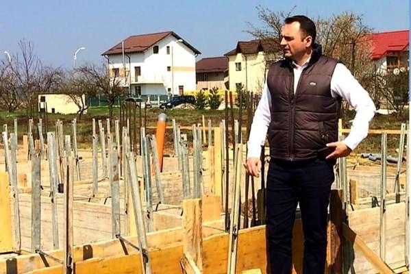 Cristian Stan: Prima gradinita din cartierul Sagricom incepe sa prinda contur
