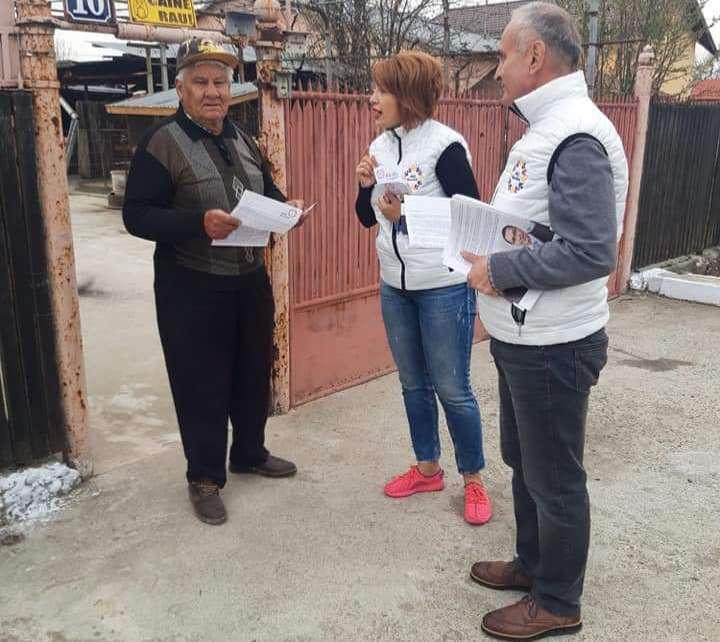 Agendă parlamentară: Deputatul Oana Vlăducă, pe teren alături de cetățeni