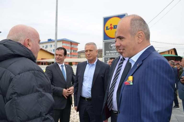 Primarul Traian Niculae a primit vizita lui Rareș Bogdan și a lui Ludovic Orban