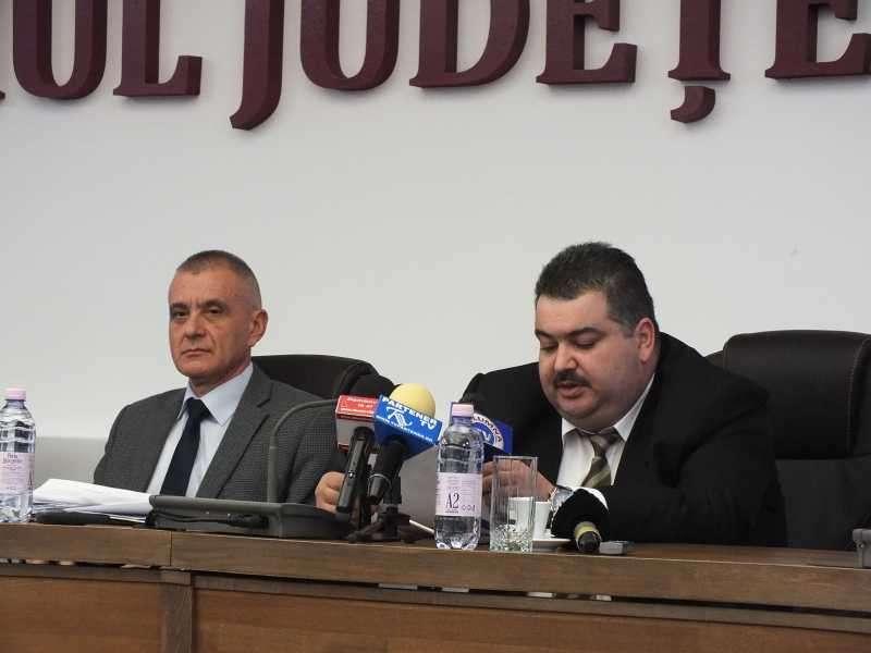 Daniel Comănescu își pierde funcțiile de la Consiliului Județean Dâmbovița