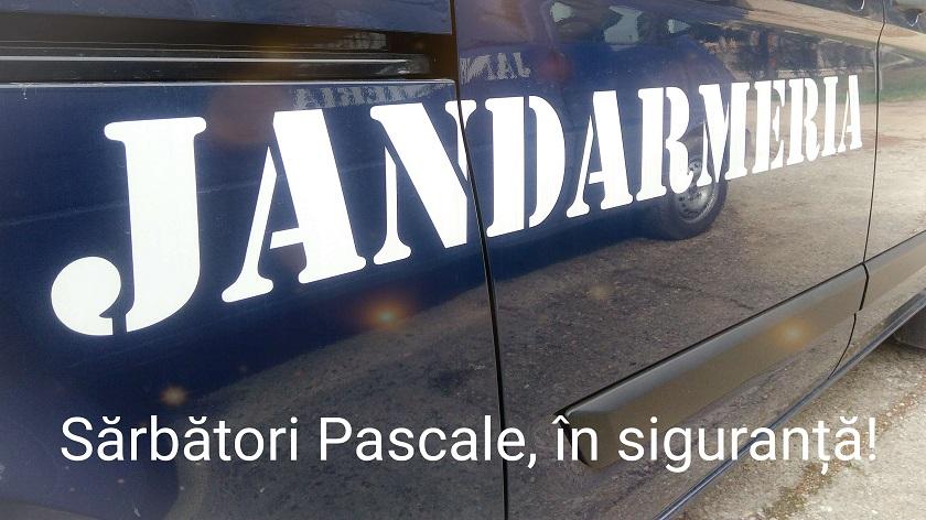 Sărbători Pascale, în linişte şi siguranţă!