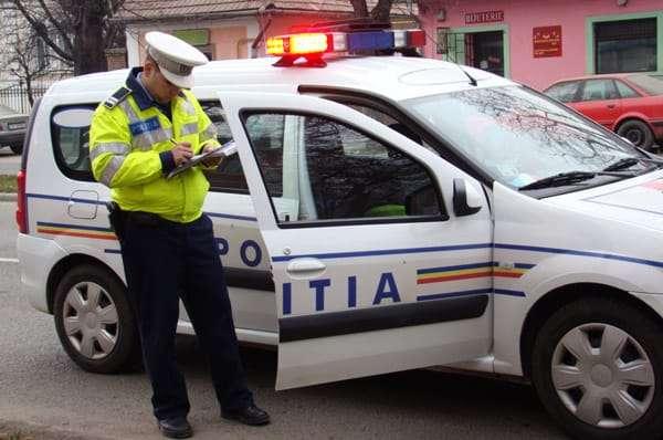 8 permise reținute de polițiști in doar 24 de ore