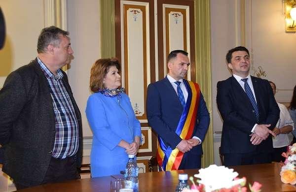 Vizita domnului Valer Daniel Breaz, Ministrul Culturii și Identității Naționale, în Județul Dâmbovița.