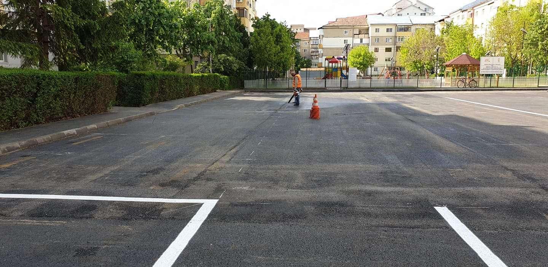 Cristi Stan: Încă 50 de locuri noi de parcare în micro 3