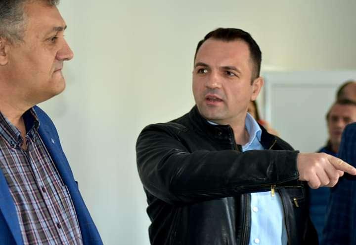 Cristi Stan, primar Târgoviște: Lucrările la Grădinița nr 13 sunt într-un stadiu avansat