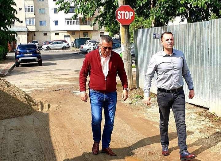 Cristi Stan: Strada Nifon a intrat în reabilitare și modernizare