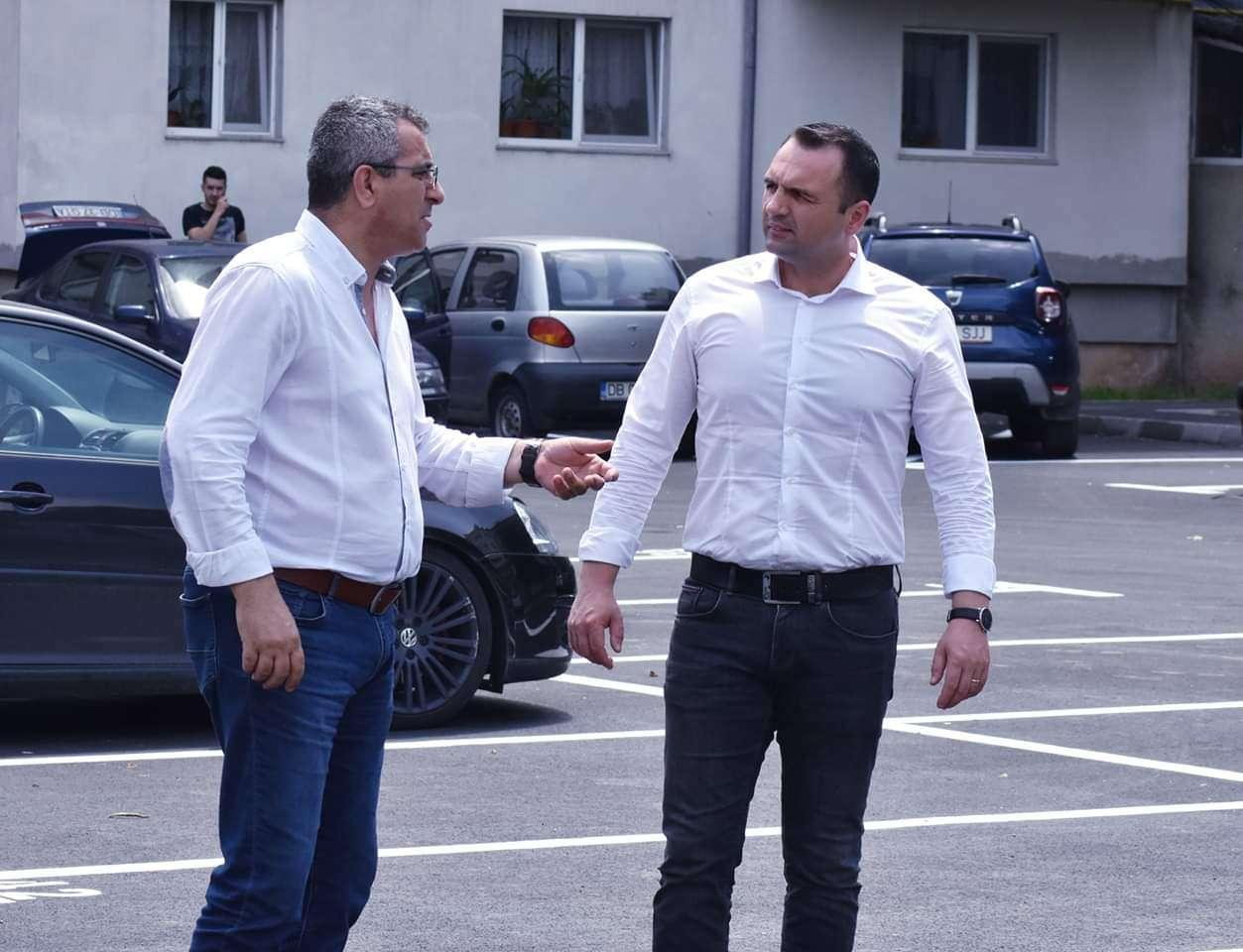 Primar Cristi Stan: O altă investiție finalizată în Târgoviște