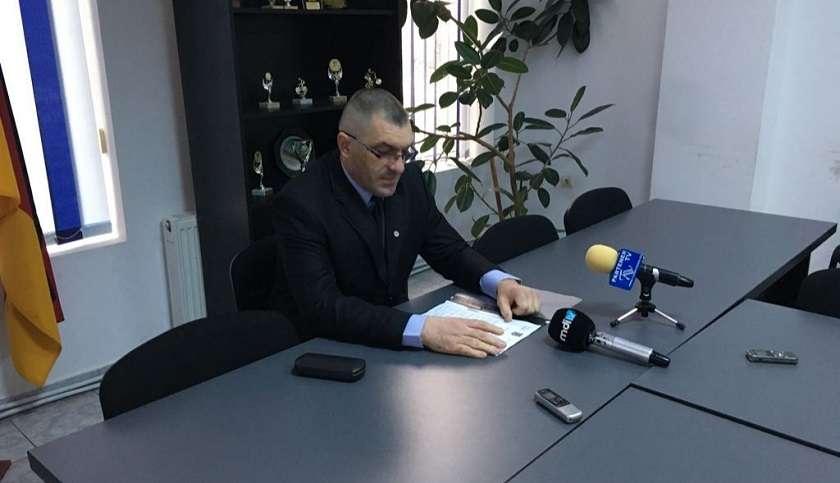 Sorin Păun, noul șef al IPJ Dâmbovița