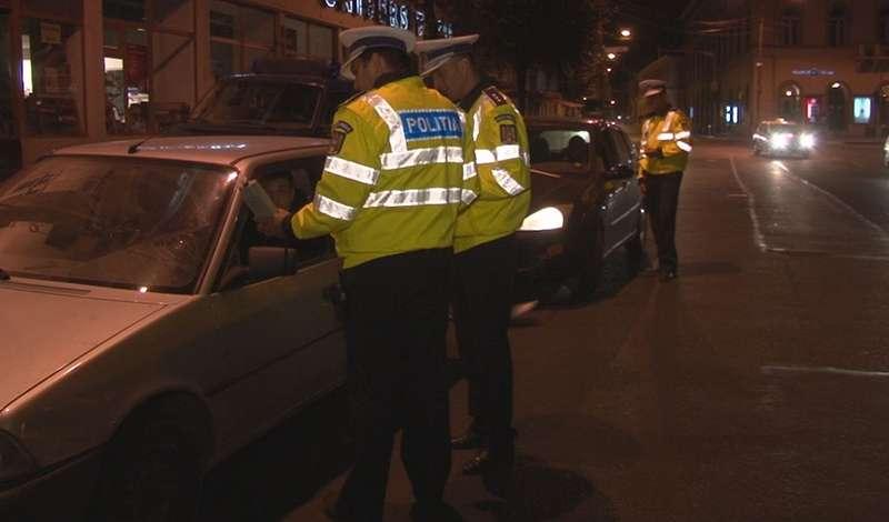 Razie a polițiștilor din Dâmbovița