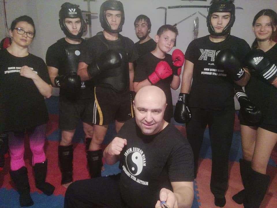 Asociația Club Sportiv Marin Marius Mihai Marțial Arts Târgoviște se pregătește de deplasarea în cantonamentul de la Bucegi!