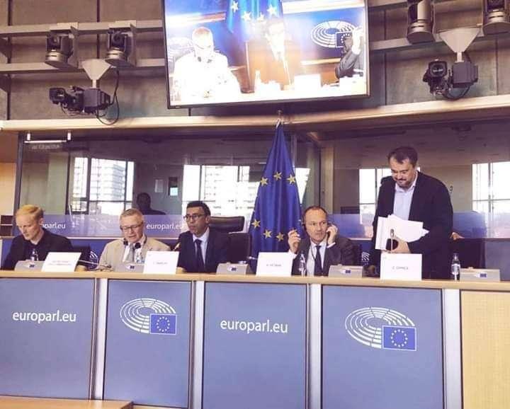 Dâmbovițeanul Cristian Ghinea a fost ales vicepreședinte al comisiei pentru Dezvoltare Regională din Parlamentul European