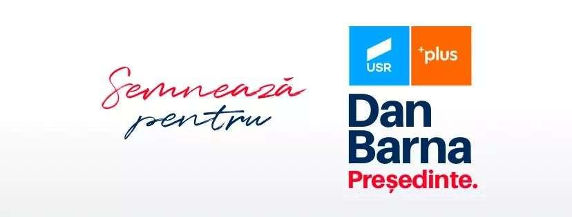 Semnează pentru Dan Barna președinte