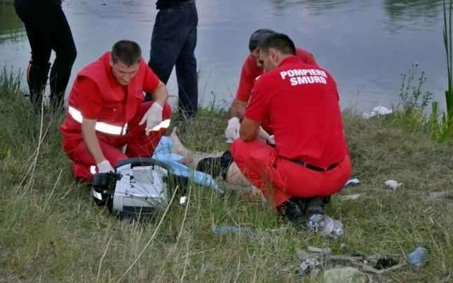 Un bărbat a fost găsit înecat într-un lac!