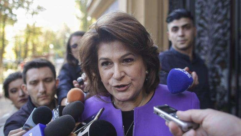 Rovana Plumb propusă pentru funcția de Comisar European
