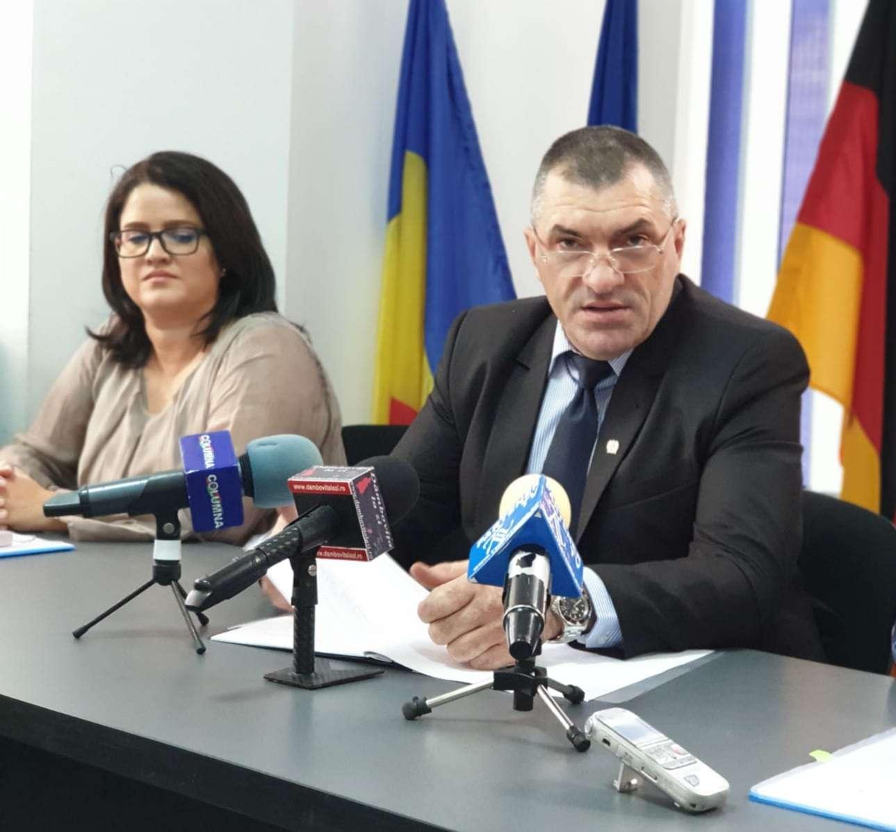 Șeful Poliției Dâmbovițene a prezentat rezultatele acțiunilor de prevenție