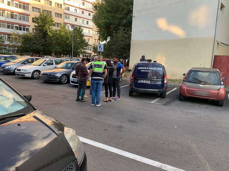 Încă o tragedie la Târgoviște! Un bărbat a fost găsit mort în mașină