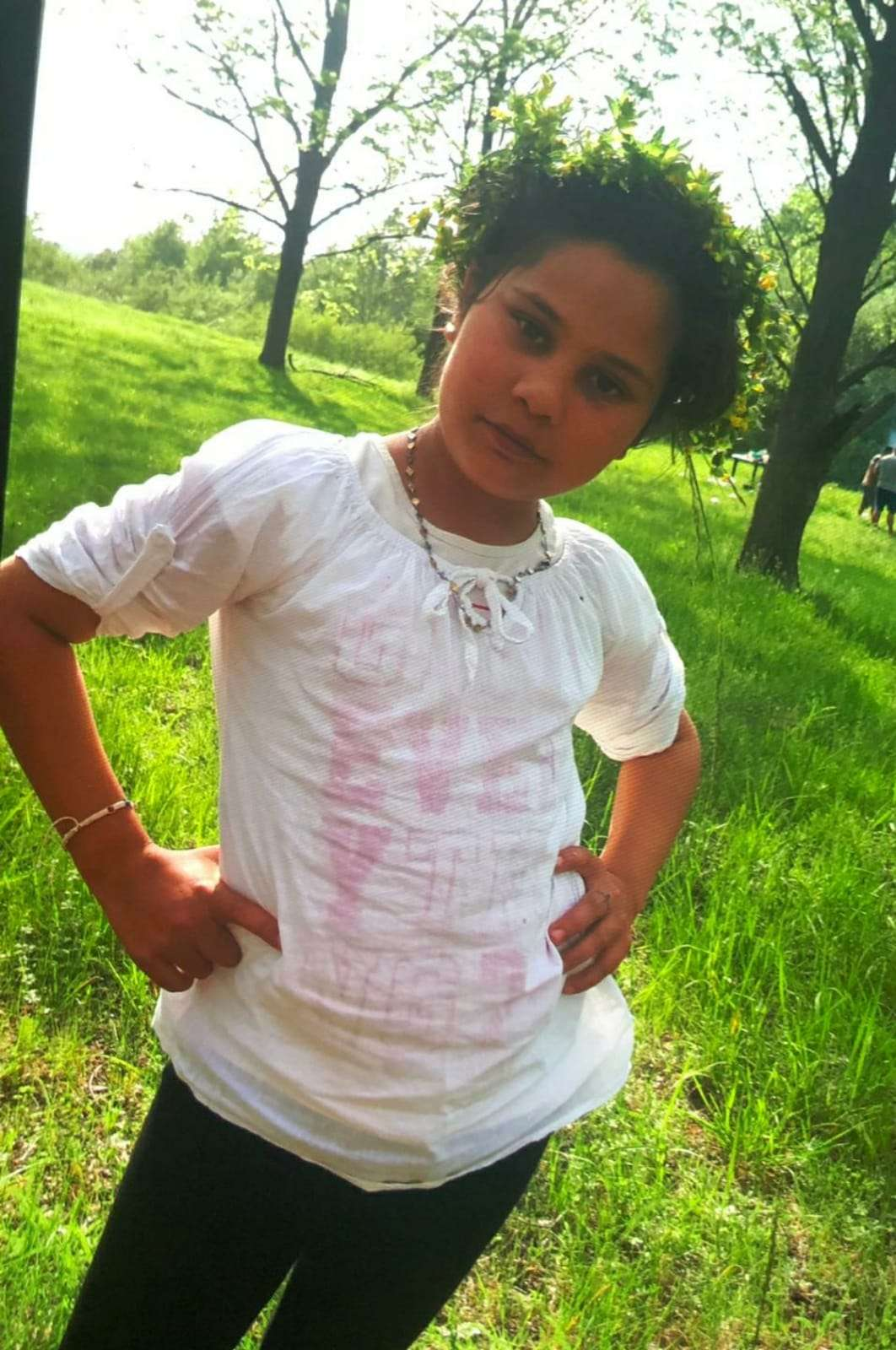 Alerta! A disparut o fata de 11 ani din Gura Sutii