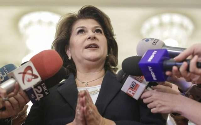 Rovana Plumb, mesaj după decizia Comisiei JURI