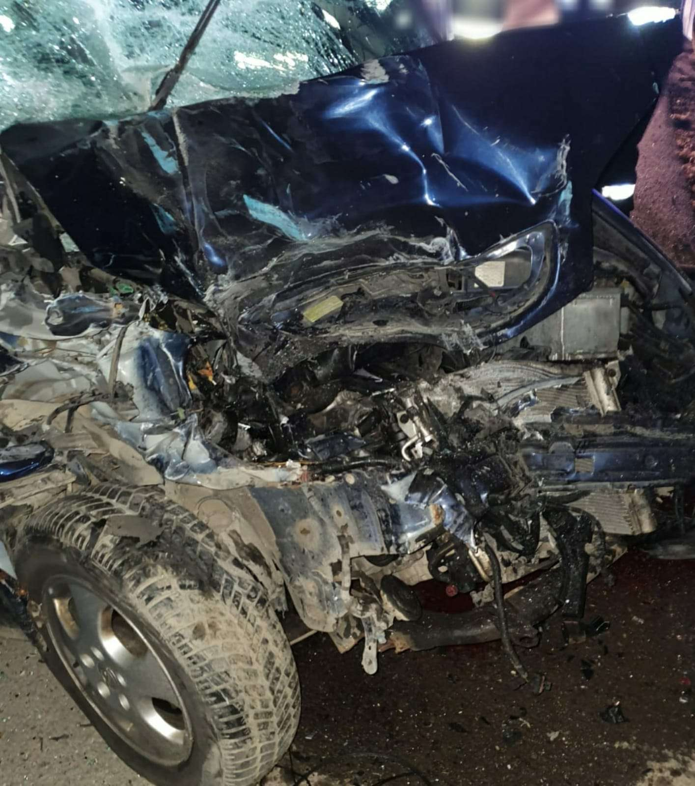 Accident grav la Serdanu! Un bărbat a ajuns la spital!