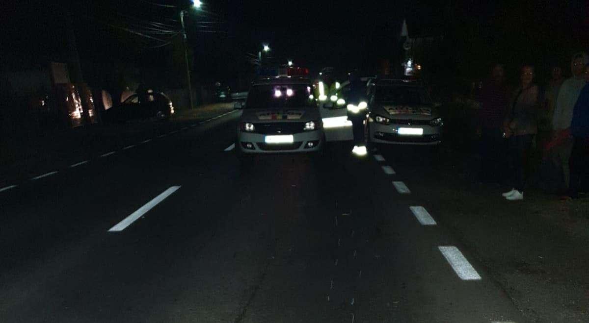 Accident mortal pe Drumul Național 61! Șoferul a fugit de la locul accidentului!