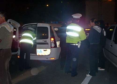 Razie efectuată noaptea trecută de polițiștii dâmbovițeni!