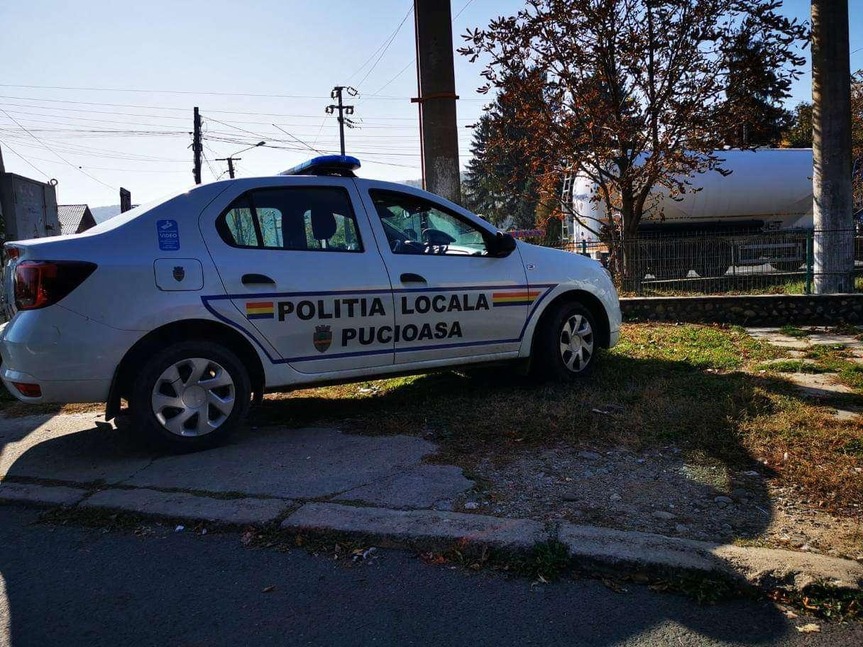 Primarul orașului Pucioasa va pune un polițist local să se sancționeze singur!