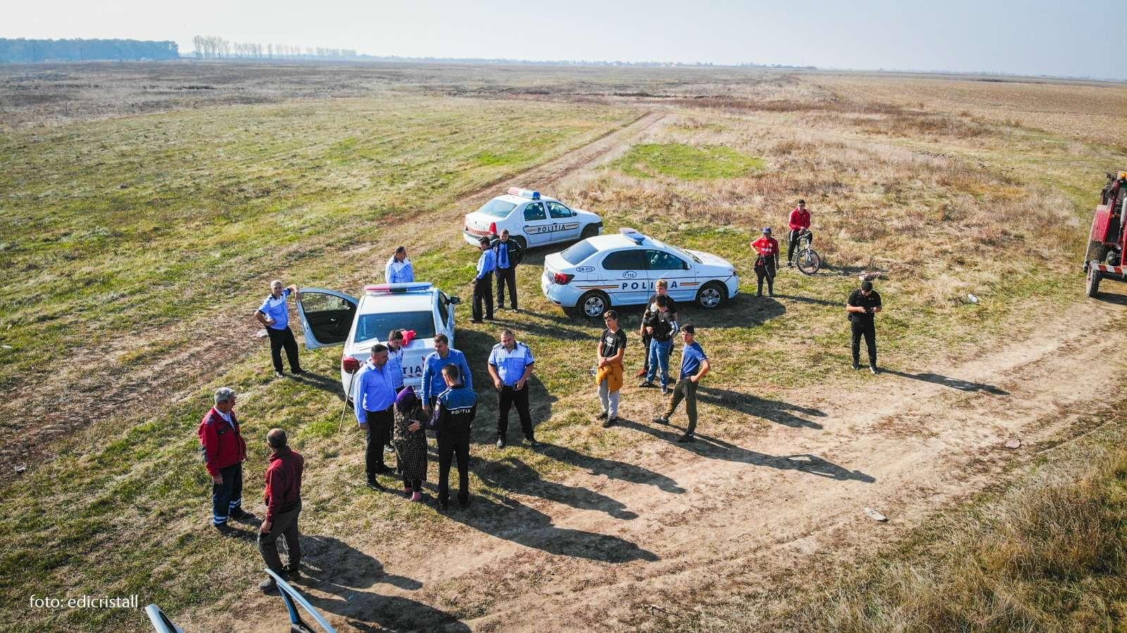 Femeia de la Produlesti dispărută, a fost găsită de polițiști!