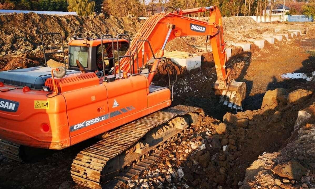 Investiții fără precedent în infrastructura sportivă a municipiului Târgoviște