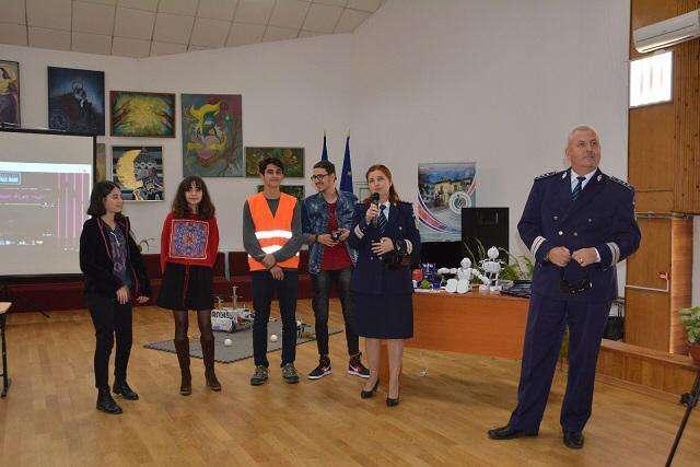 ALCOOLUL NU TE FACE MARE - Campanie educațională la Târgoviște