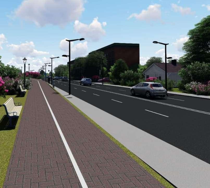 Cristi Stan: Drum largit si pista de biciclete catre zona UM Gara!